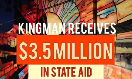 Governor Ducey Announces Nearly $600 Million in<br>Local Coronavirus Relief Funds<br>-Kingman to Receive Close to $3.5 Million-