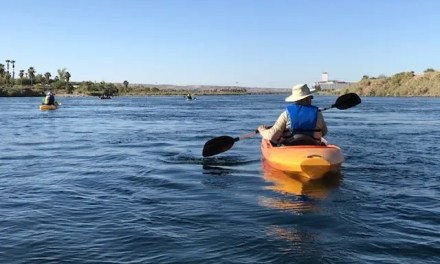 Kayak Fundraiser to benefit Bullhead City Shop with a Cop