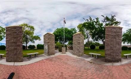 """Marines """"Adopt"""" Veterans Memorial Park in Kingman"""