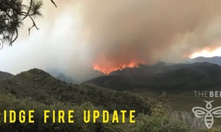 Ridge Fire Update – August 19, 2020