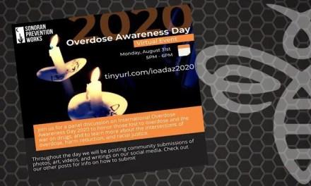 Virtual Vigil Event on International Overdose Awareness Day