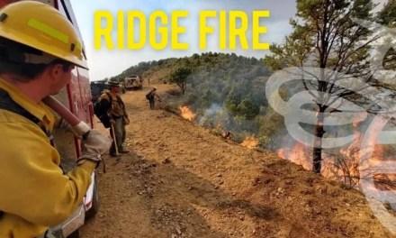 Ridge Fire Update