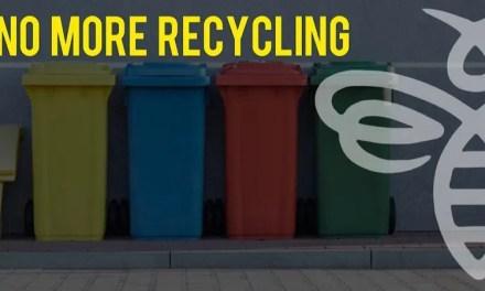 No More Recycling