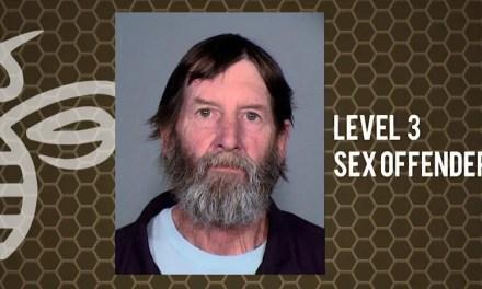 Community Notification – Level 3 Sex Offender