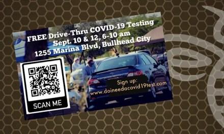 Drive-Thru COVID-19 Testing