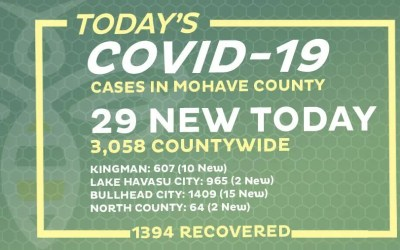 29 New COVID-19 Cases (1394 recovered)