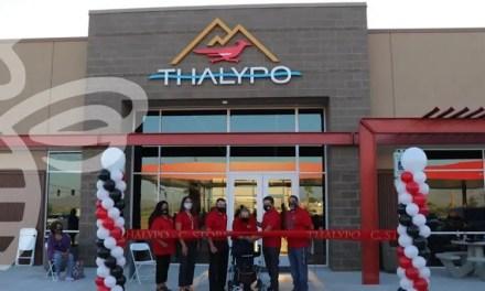 New Thalypo C-Store Ribbon Cutting