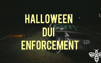 Halloween Enhanced Traffic and DUI Enforcement