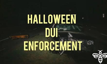 Halloween Enhanced Traffic and DUI Enforcement