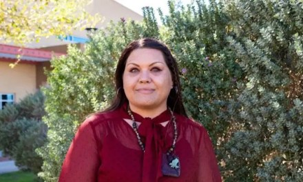 MCC Native American student excels in and out of class while pursing law degree