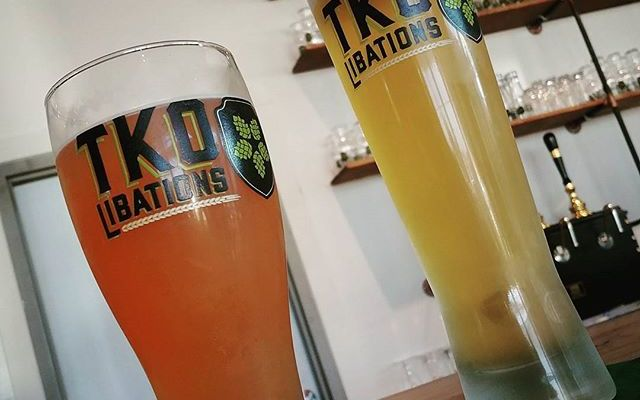 TKO Libations a new brewery in Lewisville