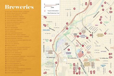 Craft Beer in The Mile High City | TheBeerProfessor