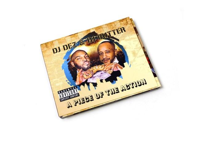 DJ Dez & DJ Butter - A Piece Of The Action