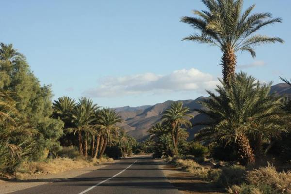 Draa Valley Southern Morocco