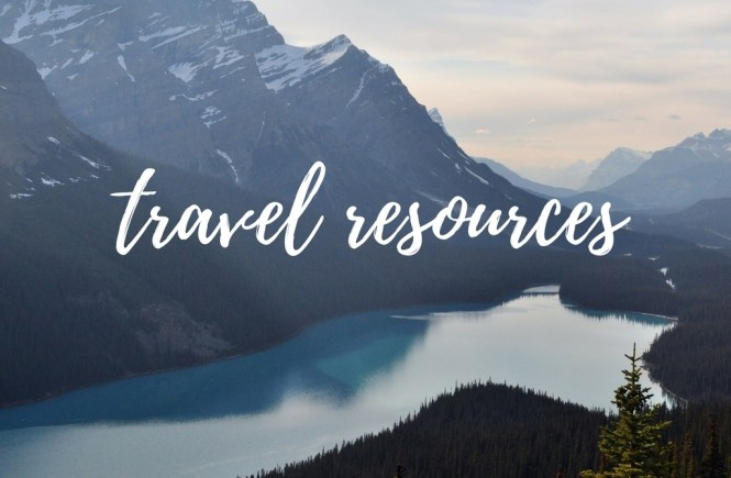 Travel Resources | the belle abroad