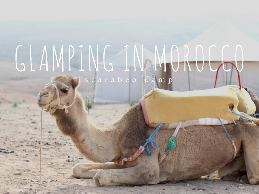 MOROCCO GLAMPING AT SCARABEO