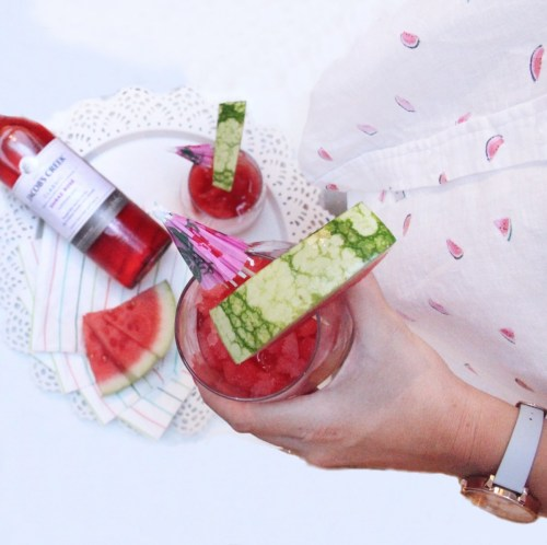 Frose Recipe TOP TEN TUESDAY | the belle abroad