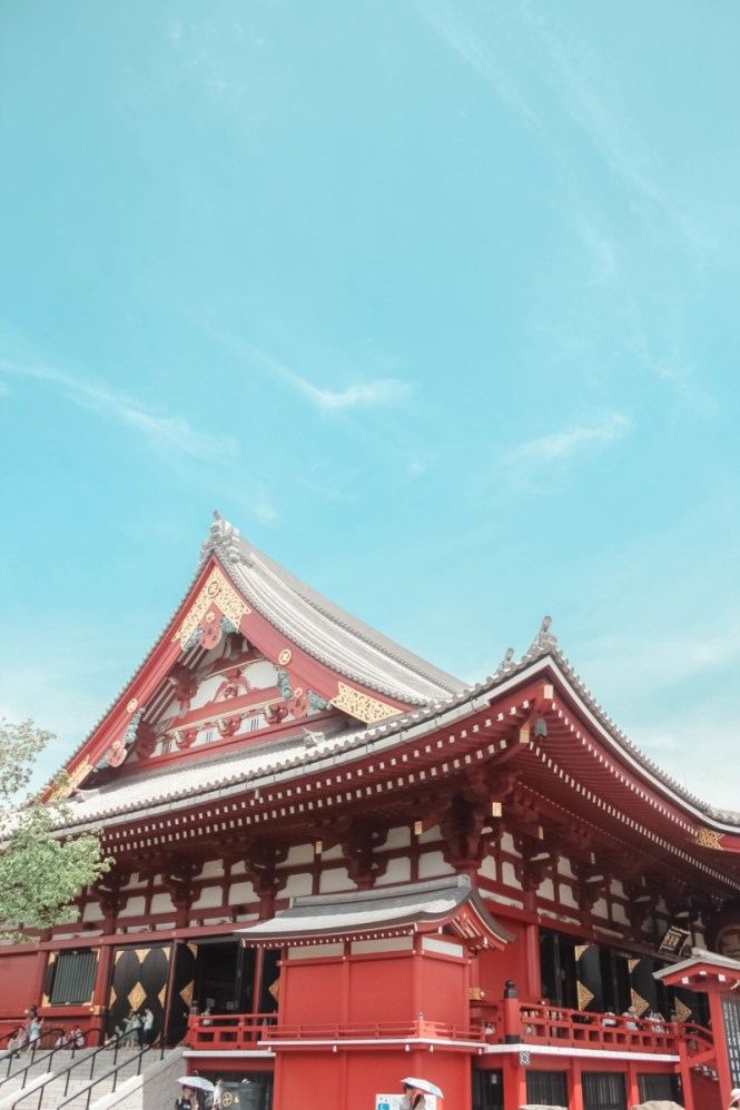 TOP TOKYO GUIDE | the belle abroad