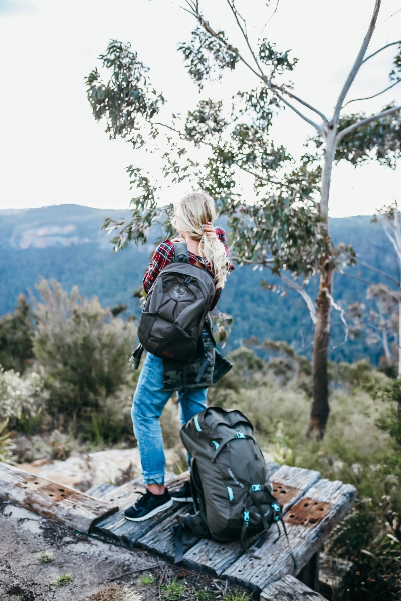 pack like a backpacker osprey | the belle abroad