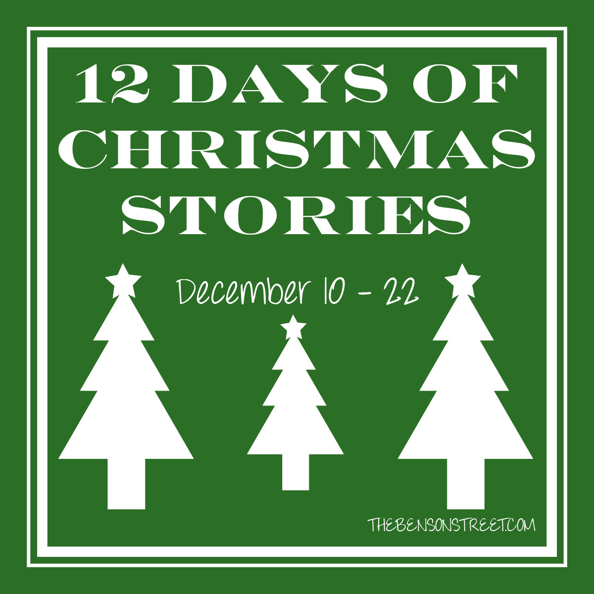 photo relating to Printable Christmas Stories identify Working day 6: 12 Times of Xmas Studies Twas the Night time
