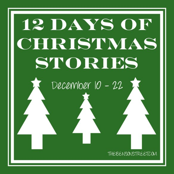 Twelve Days Of Christmas Carolers: Day Six: 12 Days Of Christmas Stories {'Twas The Night