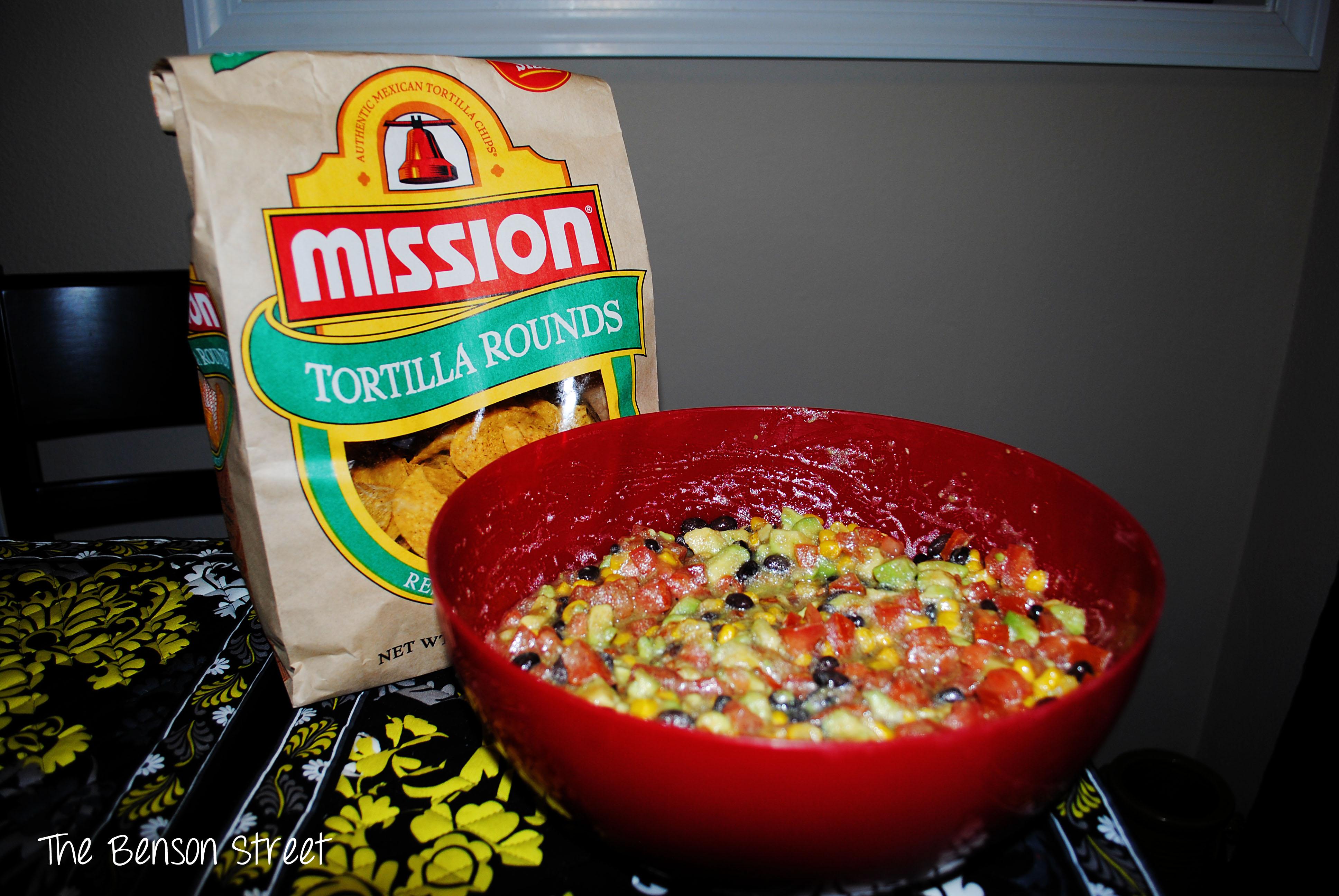 Black Bean & Corn Salsa 9