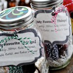 My Favorite Things Jars GIVEAWAY!!!!