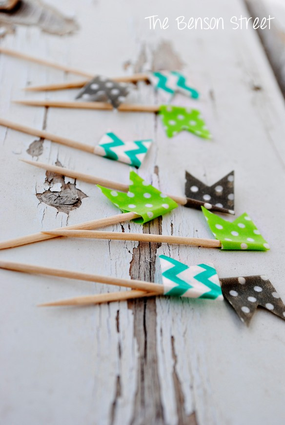 Washi Party Toothpicks at The Benson Street3