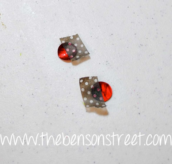 Color Block Earrings at www.thebensonstreet.com 2