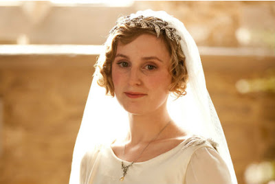 Source: http://plumedserpentbridal.blogspot.com/2013/01/downton-abbey-weddings.html