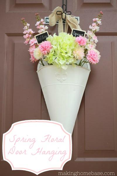Making-Home-Base-Spring-Floral-Door-Hanging