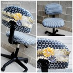 Scrappy Office Chair Makeover