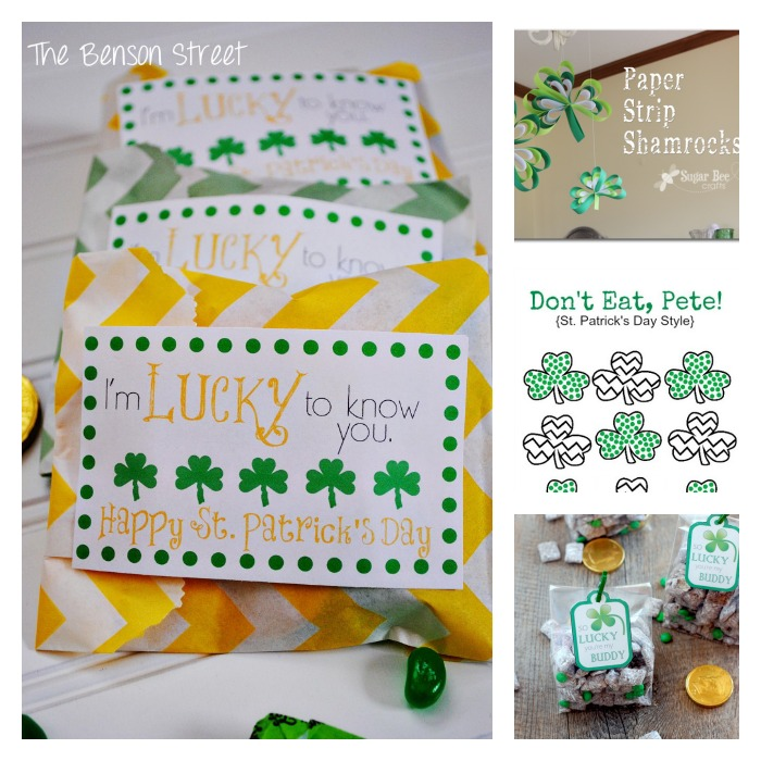 Lucky St. Patrick's Day Ideas at thebensonstreet.com.jpg