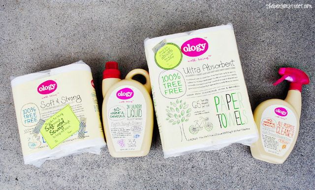 Ology Products at thebensonstreet.com