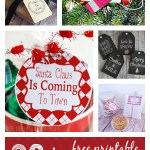 25 Free Printable Christmas Gift Tags