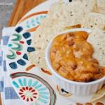 Cheesy Chili Chip Dip