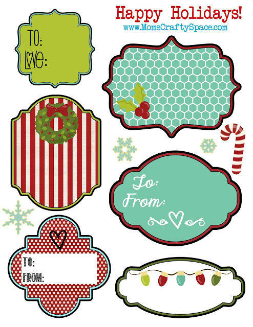 Printable+Holiday+Tags