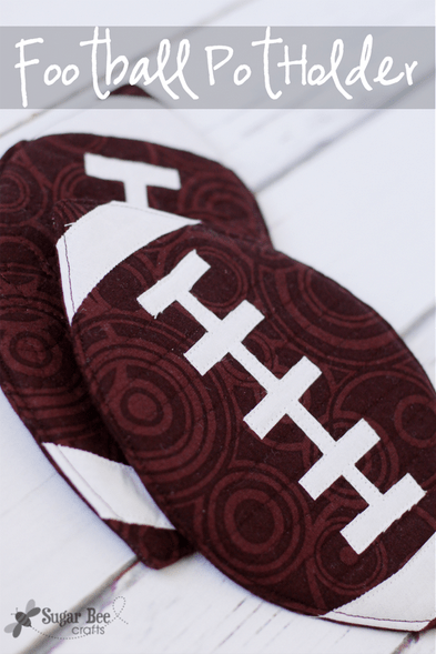 Football Potholder