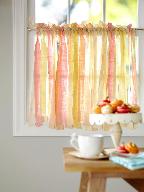 Ribbon Curtains