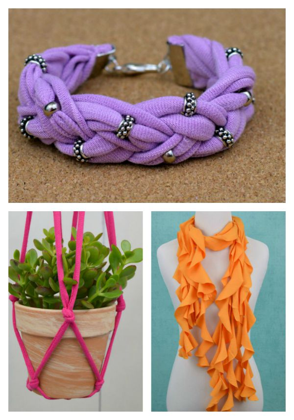 DIY T-Shirt Projects