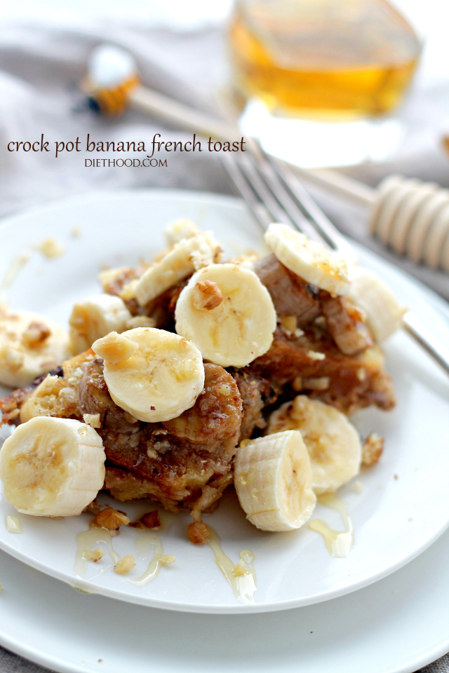 Crock-Pot-Banana-French-Toast