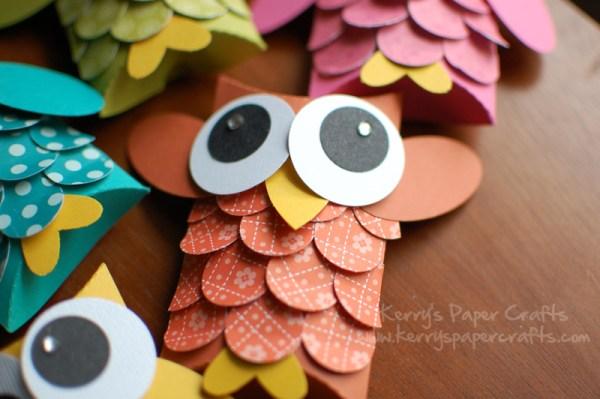 Paper Owls
