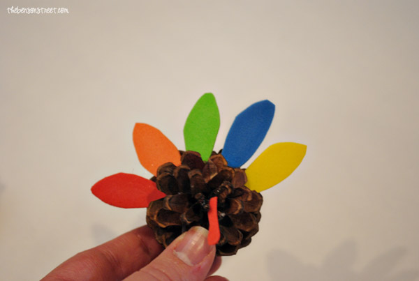 Turkey-Craft-fun-at-thebensonstreet.com_