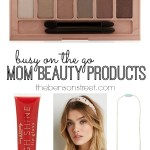On the Go Mom Beauty Products