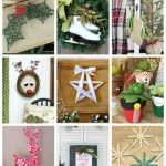 12 DIY Christmas Decorations | Monday Funday