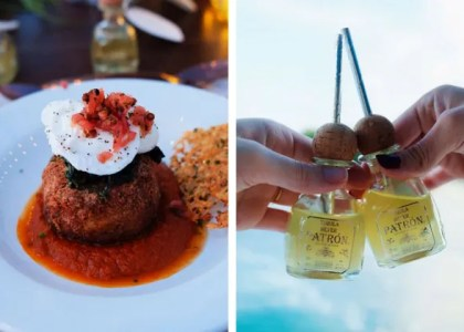 Gaining Entry to Patrón's Secret Dining Society is a lot like Winning the Lottery