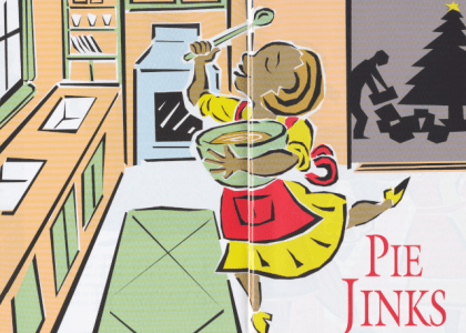 Home for the Holidays: Pie Jinks