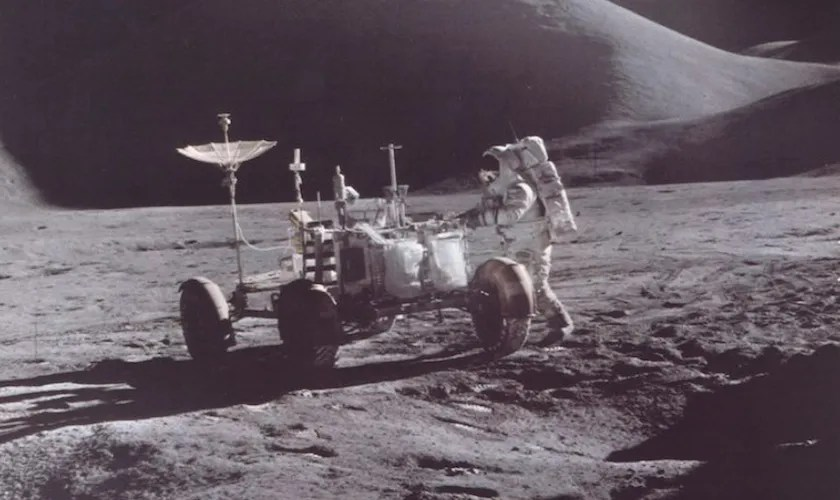 NASA Tracking: How Bermuda Helped Put A Man On The Moon