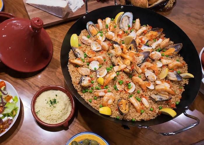 Where to Eat: Mediterra