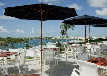 Where to Eat: Blû Bar & Grill
